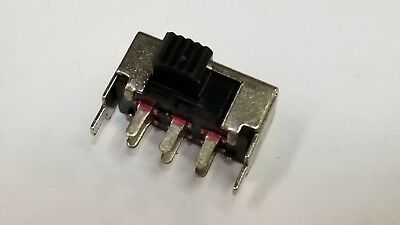 Micro Slide Switch 6 Pin Pc Mount Comax6 Bag Of 25 Pieces