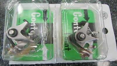 2 X <em>YAMAHA</em> TX500 XS500 XS750 19731979 CONTACT POINTS L  R PR NEW MAD