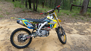 Rmz250 4 stroke 2014 Seventeen Mile Rocks Brisbane South West Preview