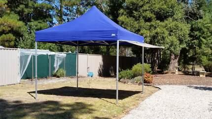 Altegra market tent or gazebo extra heavy duty 3 metres