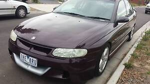 VT HSV Clubsport 1998 Aussie 5 Litre 195kw Regretful Sale...!! Epping Whittlesea Area Preview