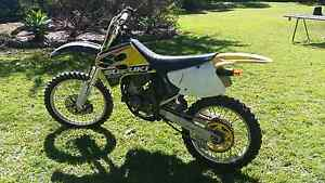 1993 Suzuki RM125 2 Stroke Full Size Loganlea Logan Area Preview