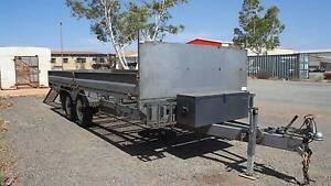 Heavy duty trailer Karratha Roebourne Area Preview