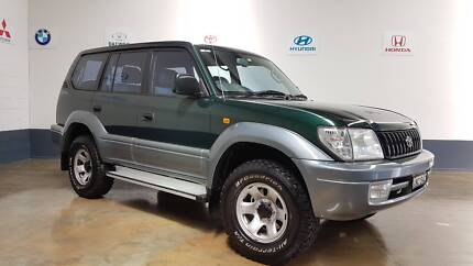 2001 Toyota LandCruiser 4X4 North St Marys Penrith Area Preview