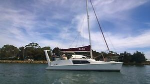 catamaran sail boat Mandurah Mandurah Area Preview