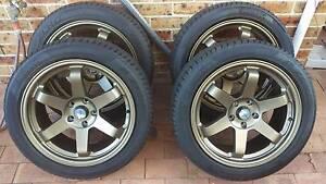 Brand new wheels 245/45/R18 Guildford Parramatta Area Preview