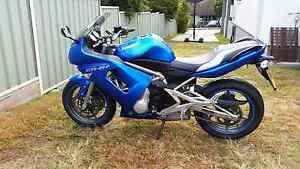06 Kawasaki er6f Dungog Dungog Area Preview