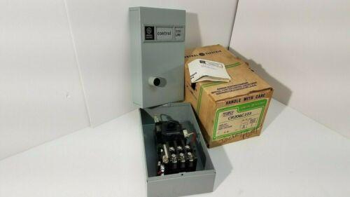 GENERAL ELECTRIC GE CR206 NON-REVERSING MAGNETIC MOTOR STARTER CR206C103