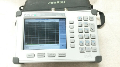 Anritsu S332D Site Master Cable and Antenna Analyzer w/opt 3