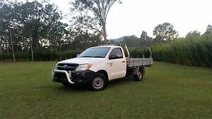 2006 Toyota Hilux Ute Tamborine Ipswich South Preview