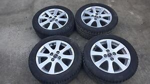 1 set of 4 Mazda 2 Tyres with Mags Pallara Brisbane South West Preview