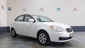 2007 Hyundai Accent Sedan North St Marys Penrith Area Preview