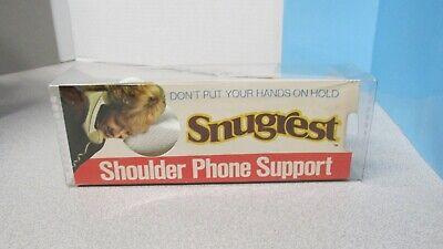 Snugrest Phone Shoulder Support White
