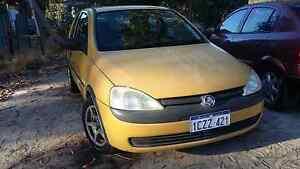 2001 Holden Barina hatchback manual Kenwick Gosnells Area Preview