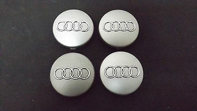 Audi A4 A6 A8 TT OEM Wheel Center Cap Caps 4B0 601 170 (4) Diameter 2 3/8""