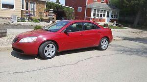 2007 Pontiac G6 3.5L