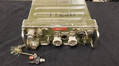 MILITARY RADIO RT-841 PRC-77 RECEIVER TRANSMITTER VIETNAM ERA
