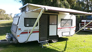 1993 Evernew Elite. Caravan. Great Condition. Anna Bay Port Stephens Area Preview