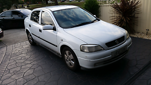 2002 Holden Astra auto Roxburgh Park Hume Area Preview