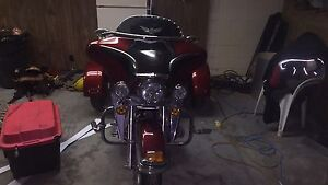 2007 ultra with trike conversion kit