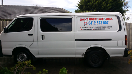 Mobile mechanic Broadmeadows Hume Area Preview