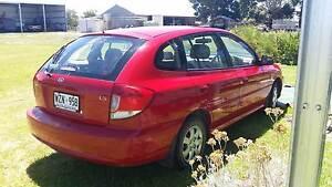 2004 Kia Rio Hatchback Naracoorte Area Preview