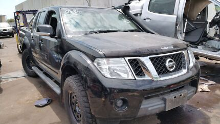 Nissan Navara D40 Parts Wrecking