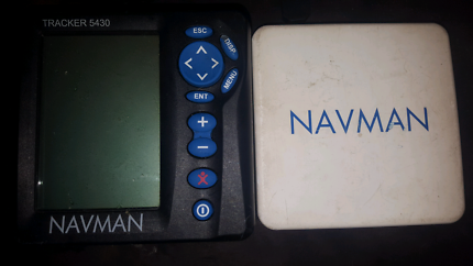 Navman 5430.With East coast of Australia card..