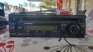 Cd player from 06 d22 navara Eaton Dardanup Area Preview