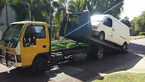 Selling tow truck company Gray Palmerston Area Preview