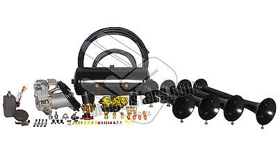 HORNBLASTERS CONDUCTOR'S SPECIAL 232 TRAIN HORN KIT