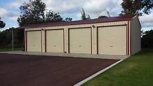 Affordable sheds and garages. Supply and installs Perth CBD Perth City Preview