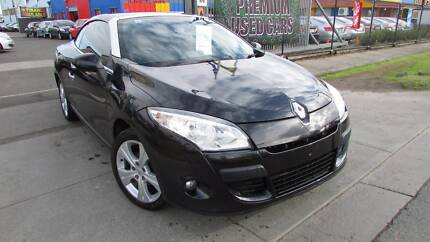 2010 RENAULT MEGANE 2DR D/AWAY NO MORE TO PAY