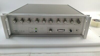 Pts 160 Frequency Synthesizer 0.1-160 Mhz Programmed Test Source 160 Sjt2cx-20