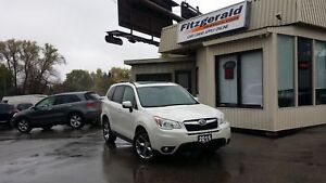 2015 Subaru Forester 2.5i Limited Package w/Technology Pkg!