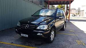 2003 Mercedes-Benz ML Wagon Dee Why Manly Area Preview