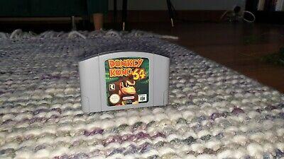 Donkey Kong 64 Nintendo N64 Cartucho Pal