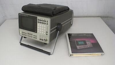 Hewlett Packard Hp Model 3561a Single Channel Dynamic Signal Analyzer