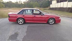 1986 Holden Berlina Sedan turbo Gladstone Gladstone City Preview