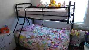 Bunk Bed Single Top Double Bottom Doonside Blacktown Area Preview