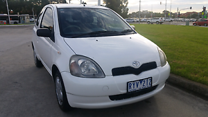 2002 Toyota Echo, rego and rwc Ashwood Monash Area Preview