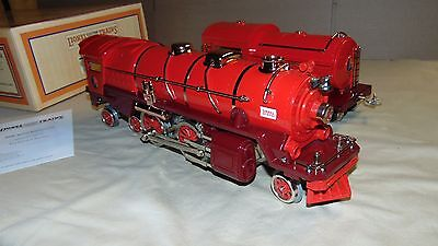 LIONEL STANDARD GAUGE 11-1022-0 400E RED COMET IN ORIGINAL BOX