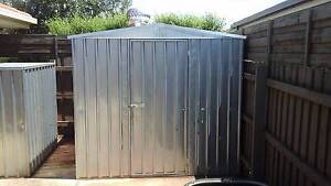 Shed and shelves and 2 x garden beds Melton South Melton Area Preview