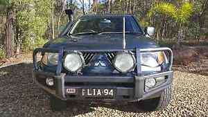 2007 Mitsubishi Triton glxr $17500 ONO Burpengary Caboolture Area Preview