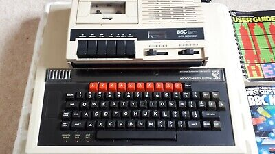 Vintage BBC Model B Acorn Micro Computer In Very Good Condition