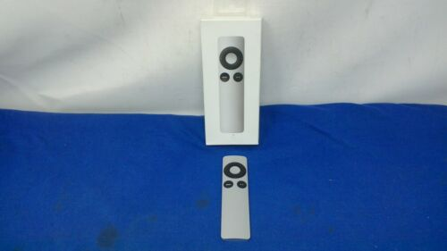 Apple MM4T2AM/A TV Remote - Silver (A1294) - Used