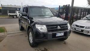 2008 Mitsubishi Pajero Wagon Auto 7 Seater Williamstown North Hobsons Bay Area Preview