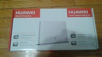 Huawei B882  4g LTE CPE Router WiFi Hotspot