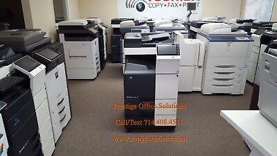 Konica Minolta Bizhub C364e Copier-printer-scanner. Very Clean
