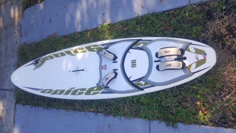 Windsurfer F2 SPICE, 96L,  2010